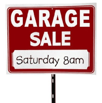 Huge Garage/Yard Sale
